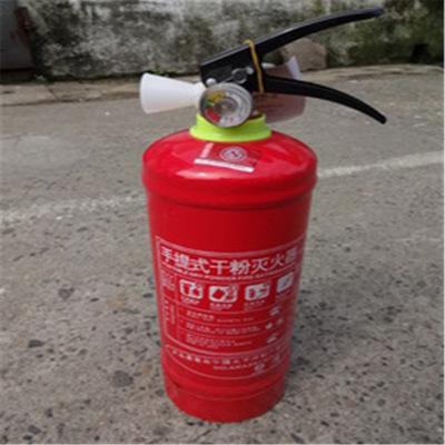 多种规格质量有保障 4kg灭火器消防器材 厂家直销干粉灭火器