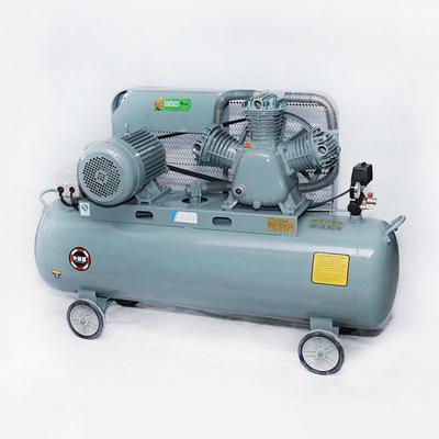 厂家直销 小型空压机 功率4KW压力8公斤 高性能活塞式空气压缩机