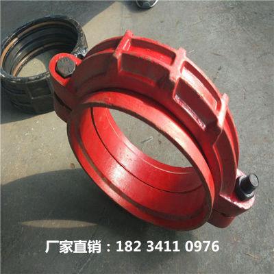 河南济源井下DN480焊接式卡箍管道柔性接头密封圈