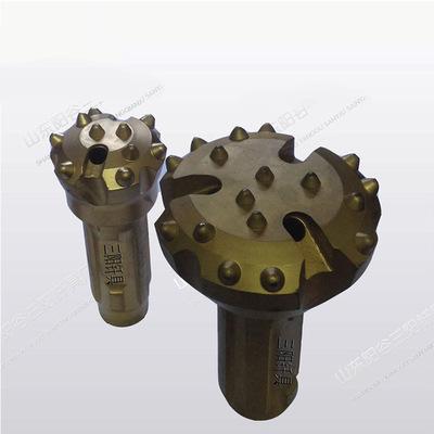 YK05耐磨合金低风压潜孔钻头 地矿开采用潜孔钻头 梅花钻头