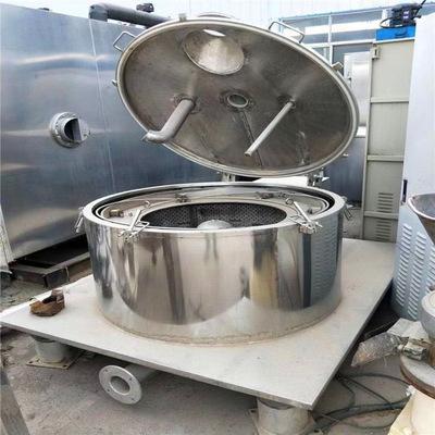 直销二手800型工业脱水离心机 不锈钢离心机 三足离心脱水机