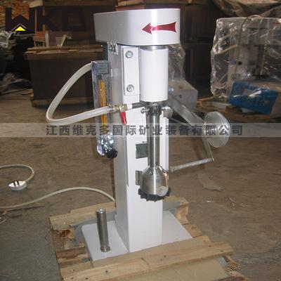 不锈钢单槽浮选机XFD-3 小型实验室选矿浮选机 充气式浮选机价格