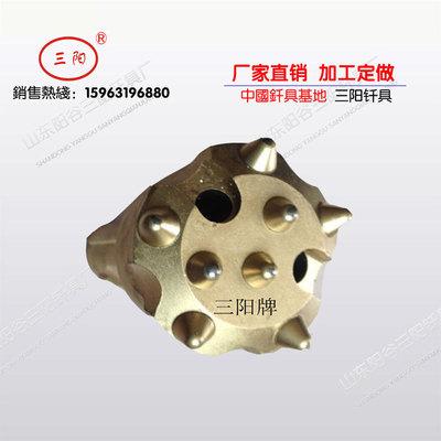 硬质合金耐磨型矿山钻头    低风压潜孔钻头