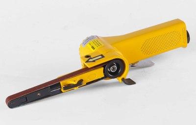 供应气动砂带机|手提式砂带机|气动环带机|带式打磨机