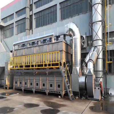 生产批发催化燃烧设备 催化燃烧除味 催化燃烧 催化燃烧废气治理