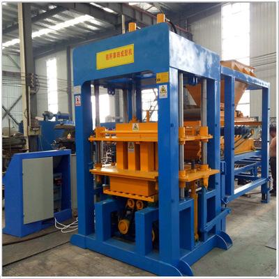 自动透水砖机 全自动水泥砖机 盲道砖机价格 环保免烧水泥砖机