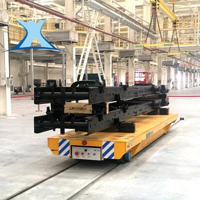 搬运车地爬车 坦克车 过跨车 平板运输车 蓄电池低压轨道电动平车