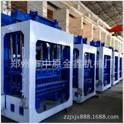 供应大型(免托板)液压砖机 全自动液压免烧砖机 水泥空心砖机