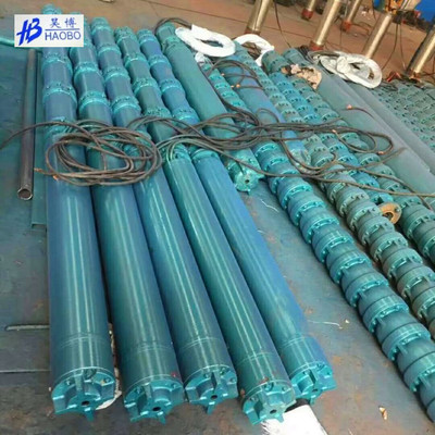200QJ80-121高扬程潜水泵 QJ型高压深井泵 冷却系统专用多级泵