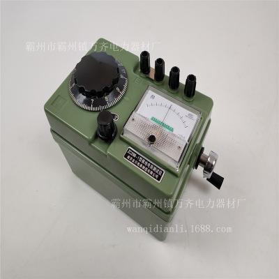 测量、试验及动力设备承装(修、试)接地电阻测试仪承装三四