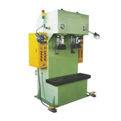 弓形落地式快速液压机 单臂液压机 快速液压冲床厂家直销