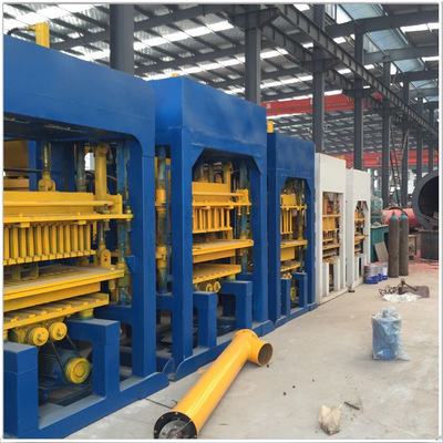 越南出口致富机械 东南亚砖机 液压水泥砖机械 环保砖机设备