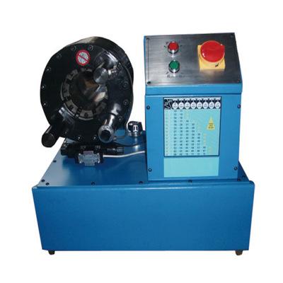 深圳供应2寸,4寸,8寸压管机数控加强型,全自动啤压 扣压机厂家