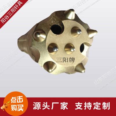 厂家专业生产潜孔钻头规格 潜孔钻头型号 工程打桩机用配件