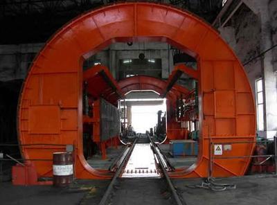 电动翻车机,翻罐笼,矿用电动翻车机  厂家直销 质量保证 多功能