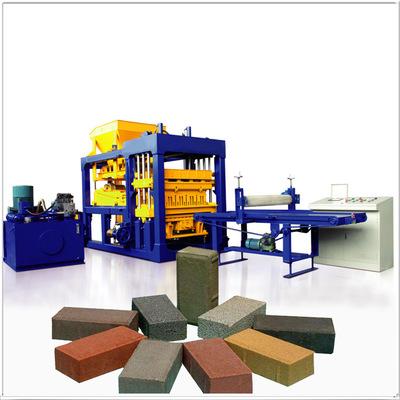 免烧砖配方 全自动液压水泥砖机 制水泥砖机 制砖机价格 夹砖机