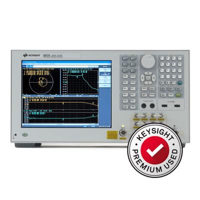 是德科技原厂翻新 E5072A 2端口8.5GHz 矢量网络分析仪(原安捷伦)