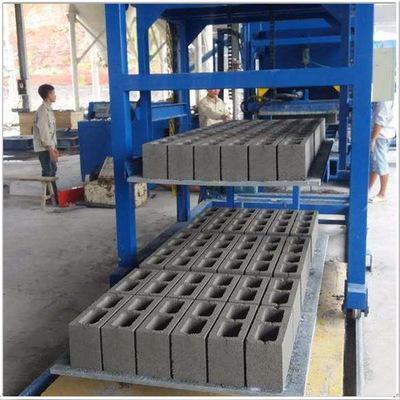 耐火水泥各型号植草砖机空芯砖机 厂家全自动免烧真空粘土砖机