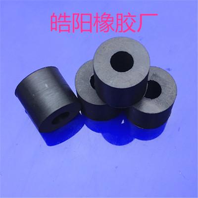非标定制 耐磨损丁青橡胶减震垫/橡胶垫圈/圆形橡胶垫减震器