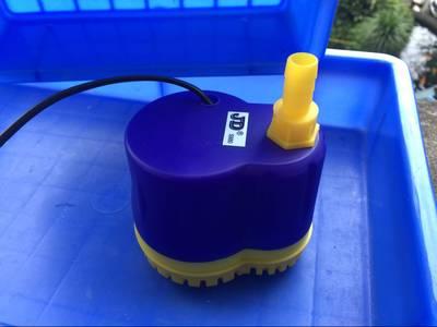 供应水泵高杨程米 25W多功能潜水泵 环保空调冷却循环泵