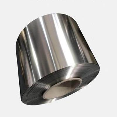 工厂直销洋白铜板卷C7521易上锡软态锌白铜带电子屏蔽冲压加工