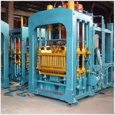 砖机进出口设备厂家 免烧砖机进出口生产基地 居民建筑用砖设备