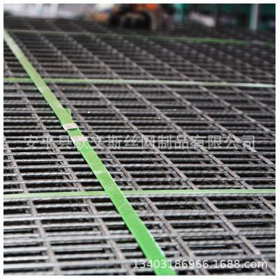 厂家直供 煤矿支护用黑铁线电焊网片 批发价格 可定做