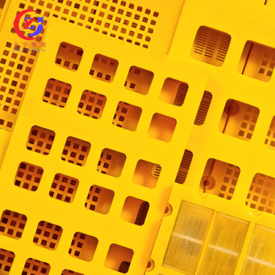 厂家直销聚氨酯筛板 聚氨酯脱水 棒条晒 微孔筛  聚氨酯筛网