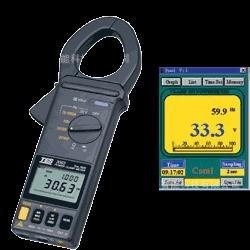TES-3063台湾泰仕TES钳形功率表