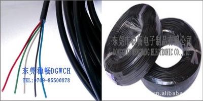 供应UL20863 无卤加热TPE屏蔽线。