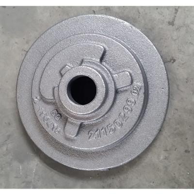定制加工球墨铸铁件 铸铁刹车鼓 汽车零部件轮毂 刹车盘生产