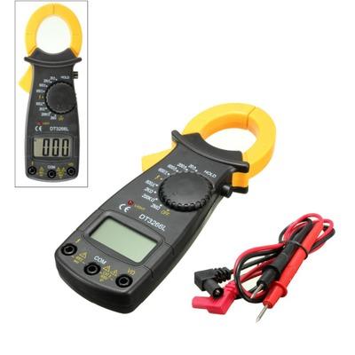 防烧数字钳形表 万用表DT3266L电流表