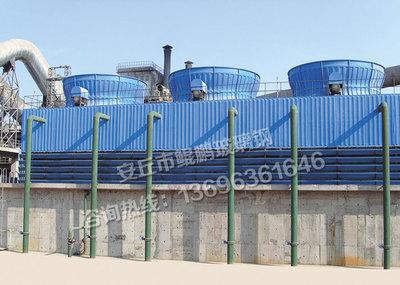 玻璃钢冷却塔山东鲲鹏环保设备有限公司开式冷却塔闭式冷却塔