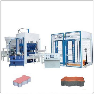 价格优惠实心标砖机 混凝土免烧砖机生产线 水泥砖机建材设备