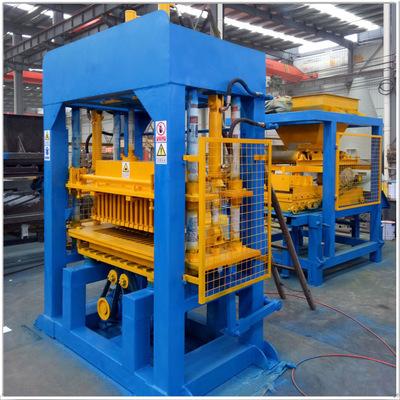 水泥砖马路砖空心砖制造机器_小型电磁震动免烧砖机生产厂家