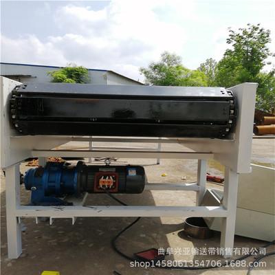 固定型板式给料机 水平式链板输送机调试厂家直销承载能力大xy1